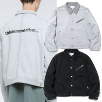 ★thisisneverthat★denim trucker jacket  2色