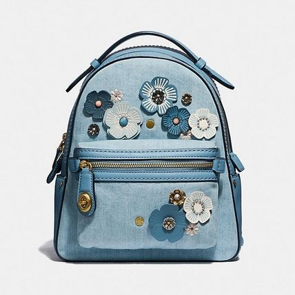 Coach バックパック・リュック Coach ◆ 54068 Campus backpack 23 with Tea Rose
