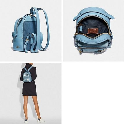 Coach バックパック・リュック Coach ◆ 54068 Campus backpack 23 with Tea Rose(2)