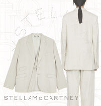 【STELLA MCCARTNEY】Linen Jacket