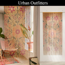 Urban Outfitters*!Rosa Floralバンブーカーテン/お部屋の仕切り