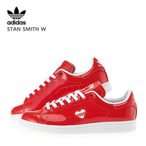 adidas STAN SMITH W_red / G28136 [送料無料]