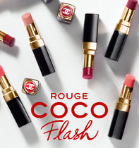 CHANEL *ROUGE  COCO FLASH*2019年新商品
