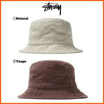 最新作!! ☆STUSSY☆  AURORA WASHED TWILL BUCKET HAT