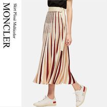 MONCLER 1952 Skirt Plisse Multicolor