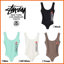 最新作!! ☆STUSSY☆  MALIA ONE PIECE