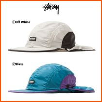 最新作!! ☆STUSSY☆  MYRTLE SUNGUARD CAMP CAP (WMNS)