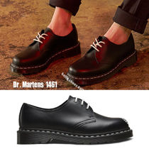 Dr Martens★1461 SMOOTH★ホワイトステッチ★3ホール★兼用
