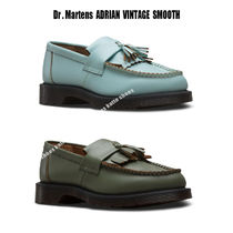 Dr Martens★ADRIAN VINTAGE SMOOTH★タッセル ローファー★2色