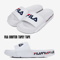 FILA★DRIFTER TAPEY TAPE★ロゴ★シャワサン★兼用