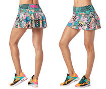 ◆3月新作◆I Want My Zumba Skort(Teal Me Everything)