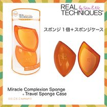 Real Techniques★Miracle Complexion スポンジ + 専用ケース★