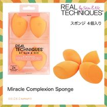 Real Techniques★Miracle Complexion スポンジ 4個入り★
