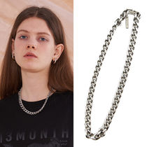 13MONTH(サーティーンマンス) ネックレス・チョーカー ★13MONTH★日本未入荷 韓国 ネックレス HEAVY CHAIN NECKLACE