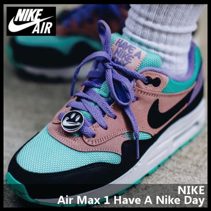 free shipping 846bb 01c4d Nike スニーカー  NIKE Air Max 1 Have A Nike Day BQ8929-500 ...