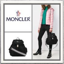 ★MONCLER《モンクレール》LOGO PATCH BACKPACK  送料込み★