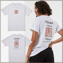AFENDS(アフェンズ) Tシャツ・カットソー AFENDSアフェンズ★ユニセックス プリントTシャツ★