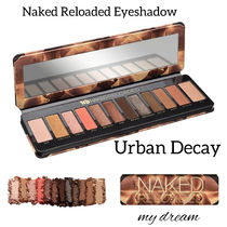 NEW★Urban Decay★Naked Reloaded Eyeshadow Palette