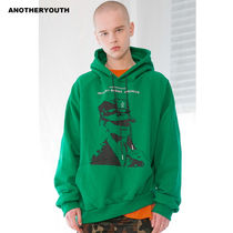ANOTHERYOUTH正規品★19SS★アンバランスパーカー★UNISEX