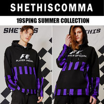 19SS◆SHETHISCOMMA◆PALYER SPECIAL HOOD T◆男女共用