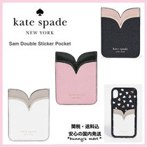 【kate spade new york】Sam Double  スマホ ポケット