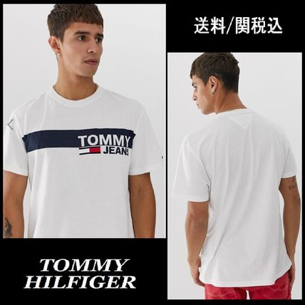 29d66eac461 Tommy Hilfiger Tシャツ・カットソー  Tommy Hilfiger essential chest box logo Tシャツ ...