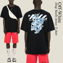 Off-White DIAG SKULLS S/S T-SHIRT
