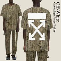 Off-White CAMOUFLAGE S/S T-SHIRT