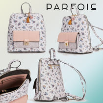 【NEW COLLECTION☆】バックパック【ガーリーなフローラル柄♪】
