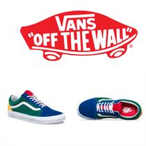 日本未販売 ☆ Men's Vans Yacht Club Old Skool ☆ スニーカー