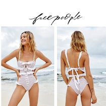 free people * Elle Lace One-Piece Swimsuit