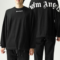 Palm Angels PMHA021S19273007 LOGO OVER SWEATER セーター 1001