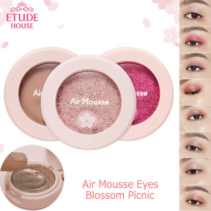Etude House■Air Mousse Eyes Blossom Picnic 3個set
