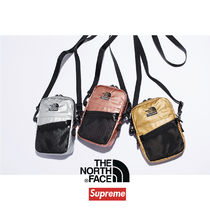 Supreme The North Face Metallic Shoulder Bag 国内 即発送