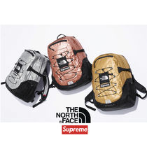 Supreme The North Face Metallic Borealis Backpack 国内 即発