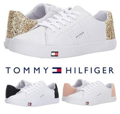 Tommy Hilfiger スニーカー Tommy Hilfiger【Lune★レースアップスニーカー】