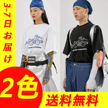 more than dope(モアザンドープ) Tシャツ・カットソー 【MORE THAN DOPE】◆Tシャツ◆ 韓国ブランド/関税・送料込
