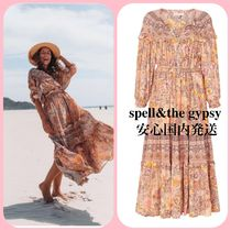 SPELL(スペル) ワンピース SPELL & THE GYPSY COLLECTIVE 〓AMETHYST GOWN