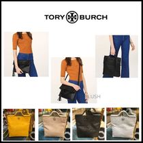 【TORY BURCH】 TAYLOR CONVERTIBLE FOLD-OVER クロスボディ