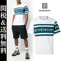 VIP SALE !! Givenchy 4G コントラスト ロゴ Tシャツ