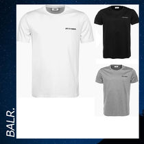 BALR EMBROIDERED LOAB シャツ Tシャツ 半袖 トップス 白 黒 灰