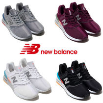 【選べる4色】 New Balance MS997 gray grey purple white black