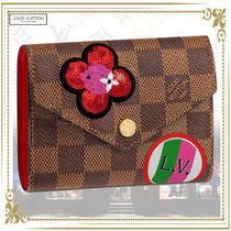 19SS Louis Vuitton(ルイヴィトン) ポルトフォイユ・ヴィクトリーヌ