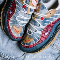 """Nike Air Max 98 GS """"Wild West"""" 小さいサイズ"""
