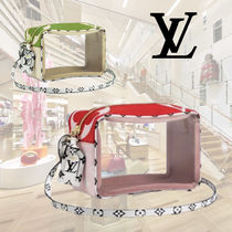 新作!【Louis Vuitton】MONOGRAM GIANT BEACH POUCH