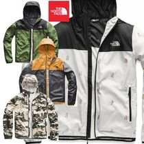 *THE NORTH FACE*柄入り 軽量アウター Printed Cyclone Hoodie