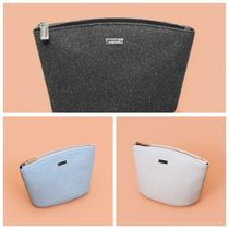 【BLANC BLACK】New bling pouch[3color]