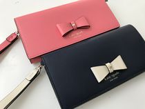 【kate spade】特別入荷!激レア !激かわ☆リストレット長財布