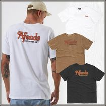 AFENDS(アフェンズ) Tシャツ・カットソー AFENDSアフェンズ★バックロゴ Tシャツ★3色
