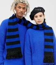 送料関税込み【ASOS】COLLUSION Unisex striped scarf☆国内発送
